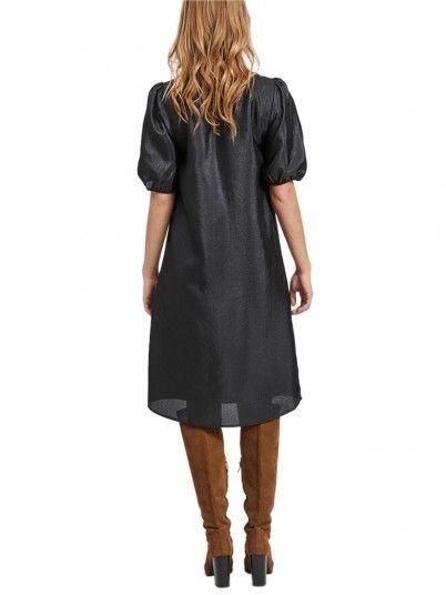 Dress Woman Black Vila