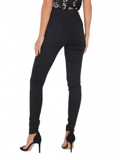 Pants Woman Joy Black Vero Moda