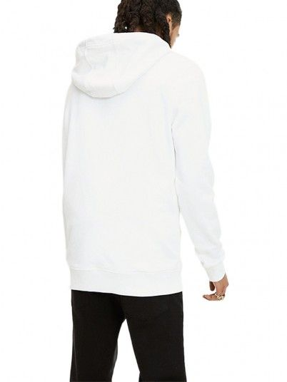 Sudadera Hombre Essential Blanco Tommy Jeans