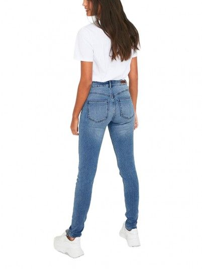 Jeans Donna Shape-Up Jeans Pieces