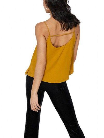 Shirt Woman Mustard Pieces