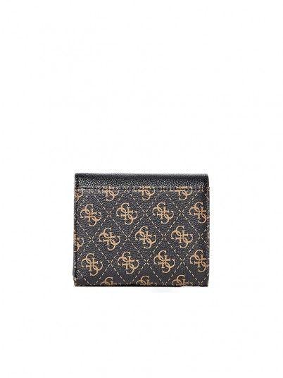 Wallet Woman Dark Brown Guess