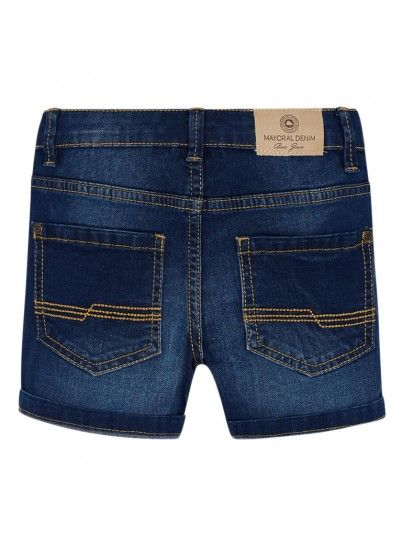Shorts Boy Menino Jeans Mayoral