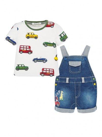 Set Bambino E Jeans Mayoral