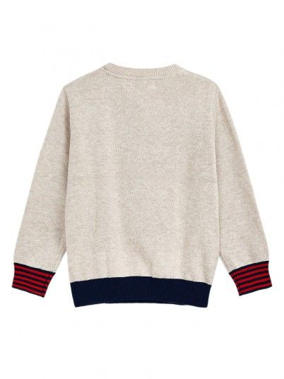 Sweatshirt Boy Beige Mayoral