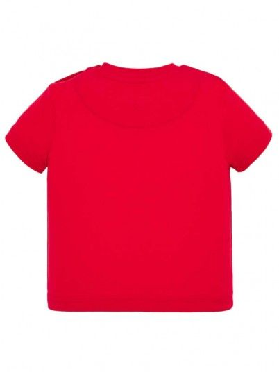 T-Shirt Baby Boy Red Mayoral