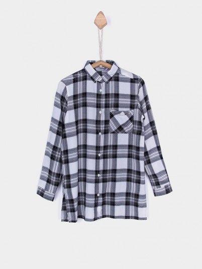 Camisa Menina Lolita Tiffosi