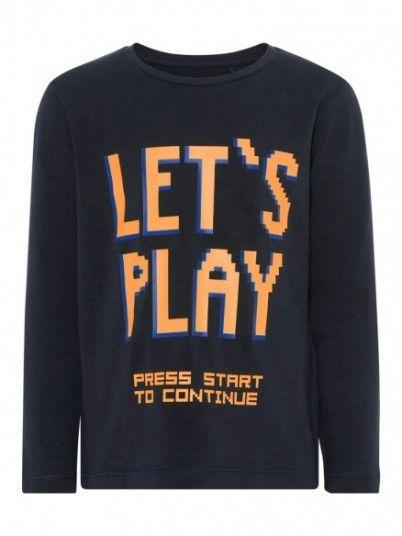 Sweatshirt Menino Baskate Name It