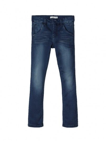 Jeans Niño Jeans Oscuros Name It