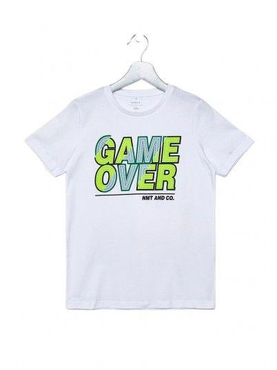 T-Shirt Menino Timmo Name It