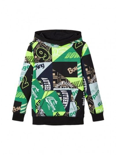 Sweatshirt Menino Tobias Name It