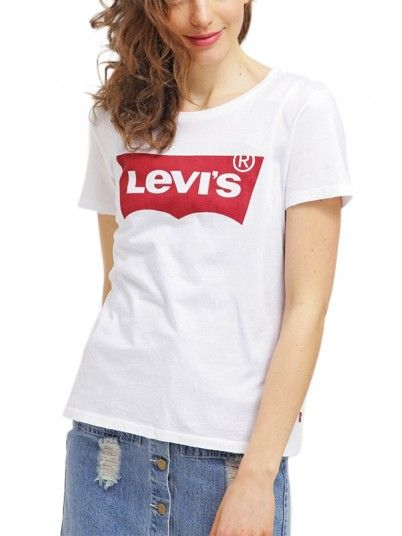 T-SHIRT MULHER PERFECT TEE LEVI'S