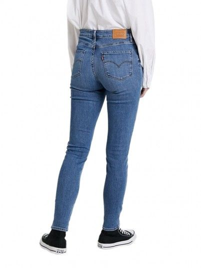 JEANS MULHER 721 LEVI'S