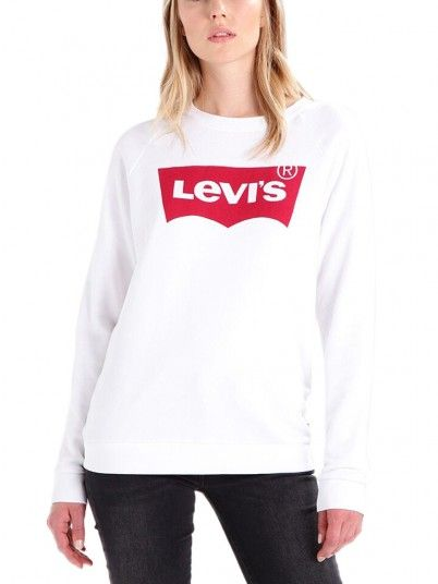 SWEATSHIRT MULHER RELAXED LEVIS