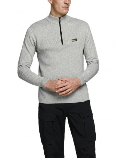 Mesh Man Mood Grey Jack & Jones