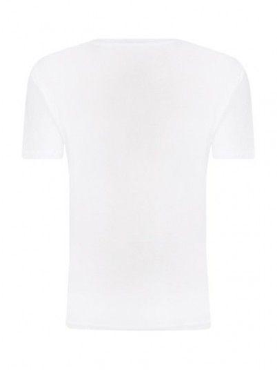 Camiseta Niño Blanco Pepe Jeans London