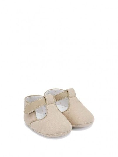 Shoes Baby Girl Beige Mayoral