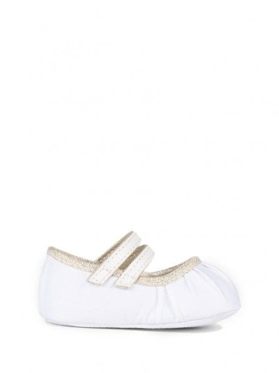 Shoes Baby Girl Fita Golden Mayoral