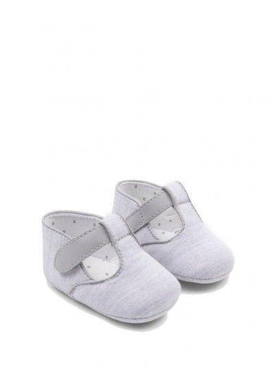 Shoes Baby Girl Bebé Grey Mayoral