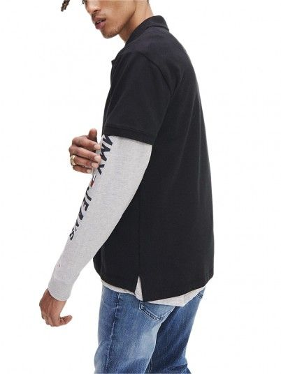 Pole Man Classics Black Tommy Jeans