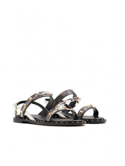 Sandals Woman Ofelia Black Guess