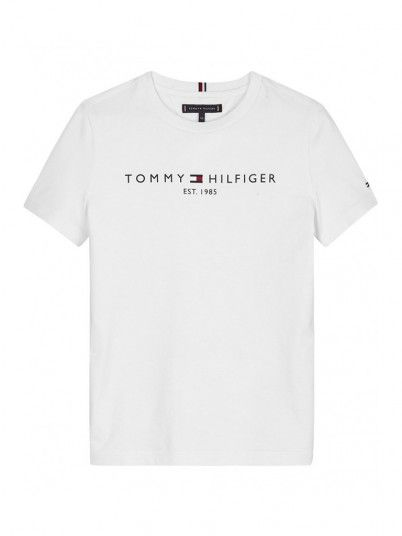 Camiseta Niño Essential Blanco Tommy Jeans Kids