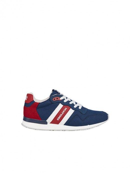 Sneakers Man Navy Blue Jack & Jones