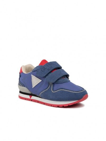 Sneakers Boy Blue Guess