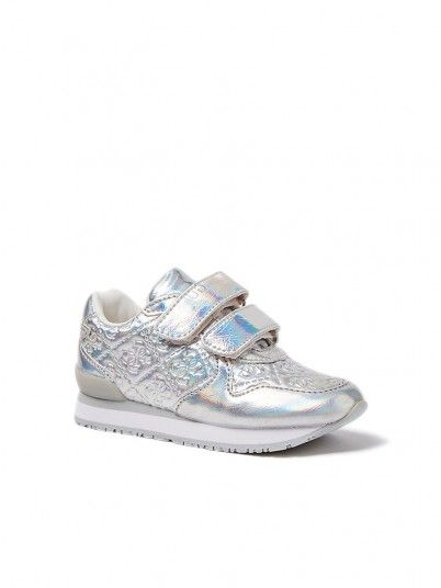 Sneakers Girl Tessa Silver Guess Kids