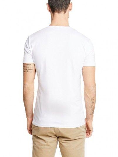 T-Shirt Man Antony White Antony Morato
