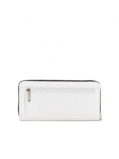 Wallet Woman White Guess