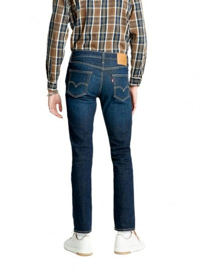 Jeans Man 501 Jeans Dark Levis