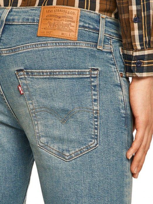 Jeans Man Slim Jeans Levis