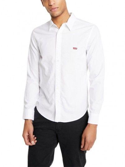 Camisa Homem Slim Fit Levis