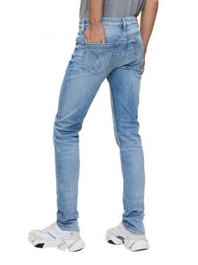 Jeans Uomo Jeans Chiari Calvin Klein