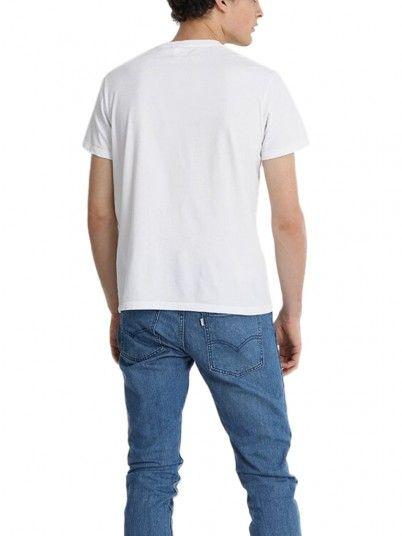 T-Shirt Homem Original Tee Levis
