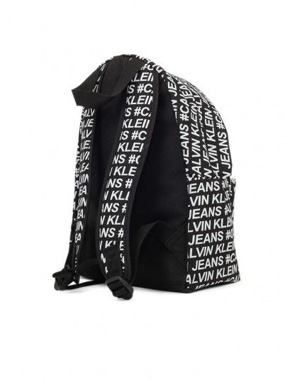 Backpack Woman Black Calvin Klein
