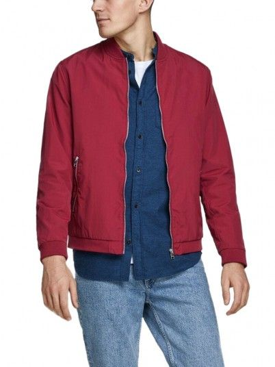 Cappotto Uomo Bordò Jack & Jones