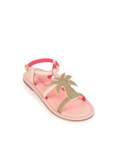 Sandals Girl Rose Billie Blush