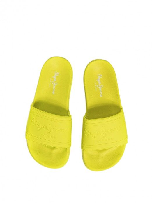 Chinelo Mulher Slider Pepe Jeans