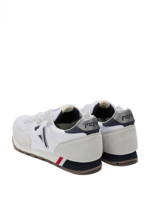 Sneakers Man White Pepe Jeans London