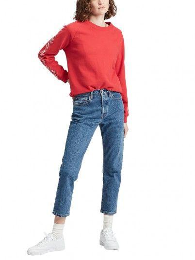 Jeans Donna 501 Jeans Levis