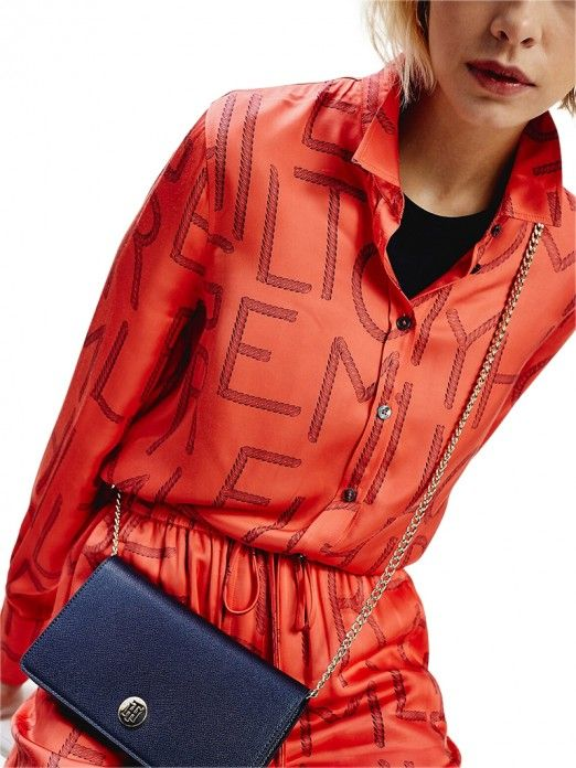 POCHETE MULHER CROSSOVER TOMMY JEANS