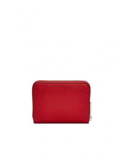 Wallet Woman Red Tommy Jeans