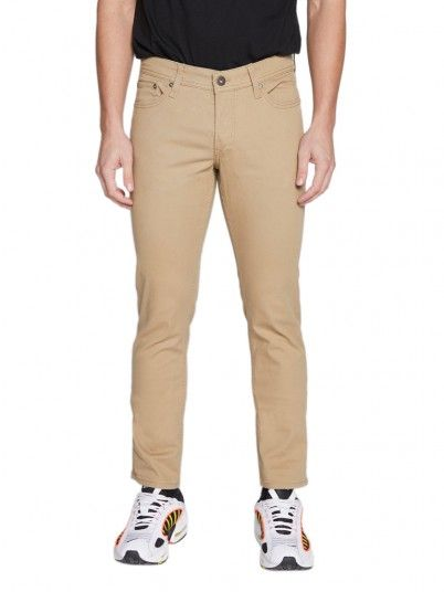 Pants Man Beige Jack & Jones