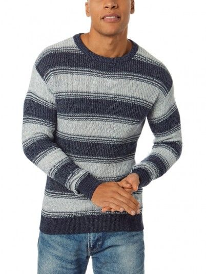 Knitwear Man Grey Jack & Jones