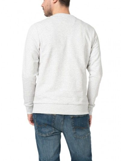 Sweatshirt Hombre Gris Jack & Jones