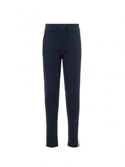 Pants Girl Navy Blue Name It