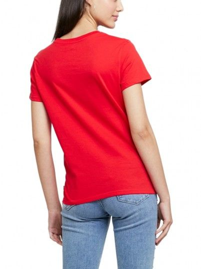 T-Shirt Mulher Perfect Tee Levis