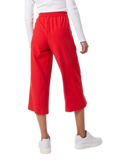 Pants Woman Caisa Red Only